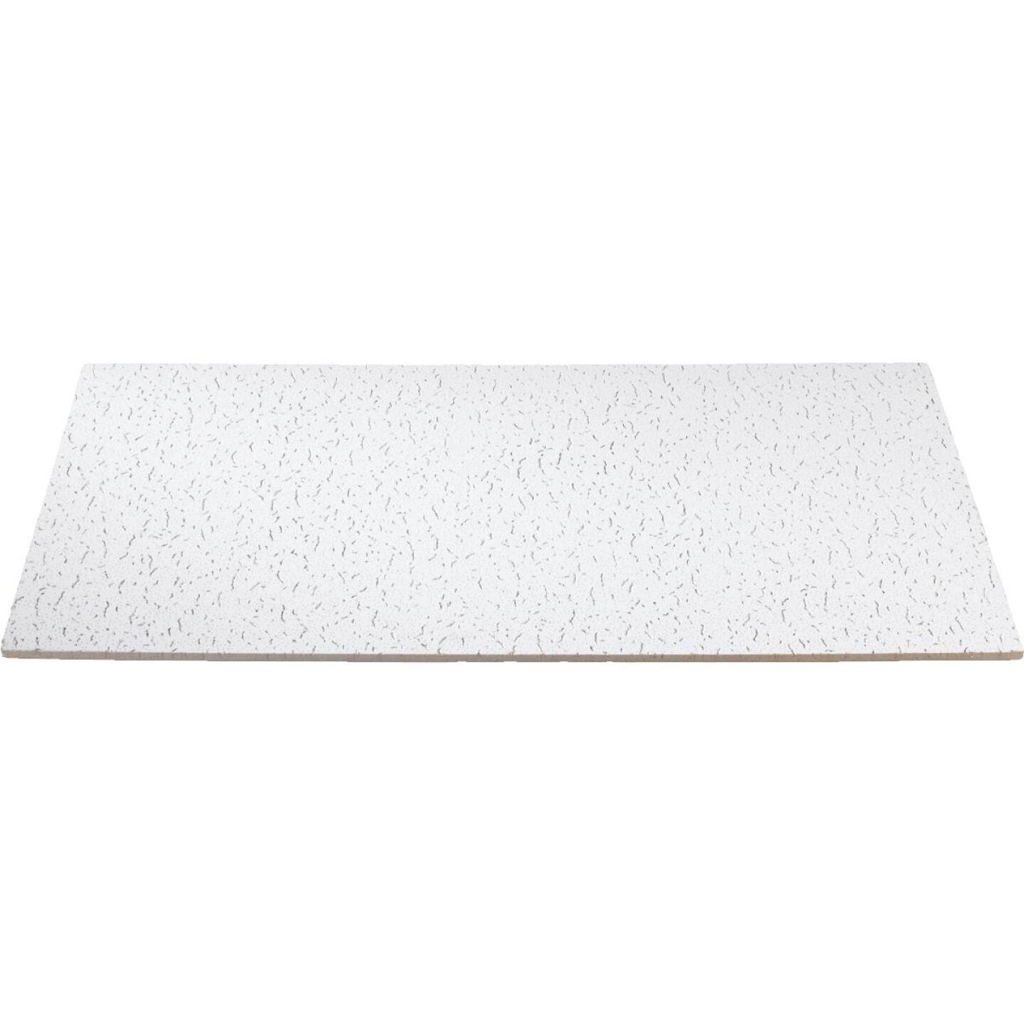 Fifth Avenue 2 Ft. x 4 Ft. White Mineral Fiber Square Edge Ceiling Tile (8-Count) Image 3