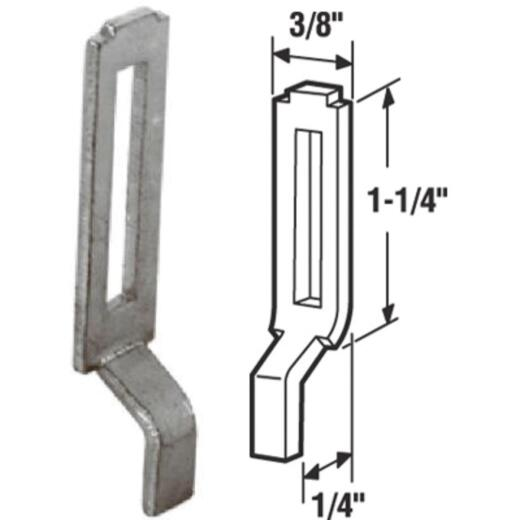 Prime-Line Adjustable Screen Door Strike Plate (2 Count)