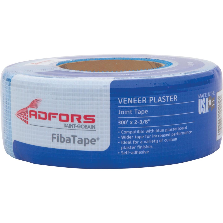FibaTape Veneer Plaster 2-3/8 In. x 300 Ft. Blue Joint Drywall Tape Image 1