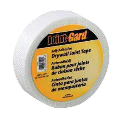 Joint-Gard 1-7/8 In. x 300 Ft. Self Adhesive Drywall Joint Tape