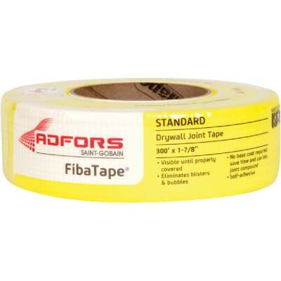 FibaTape 1-7/8 In. x 300 Ft. Yellow Self-Adhesive Joint Drywall Tape
