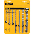DeWalt Masonry Drill Bit Set (7-Pieces) Image 1