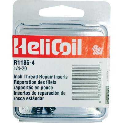 HeliCoil 1/4-20 Thread Insert Pack (12-Pack)