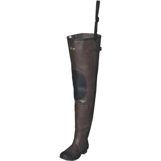 Pro Line Size 13 Cleated Men's Rubber Hip Boot Wader