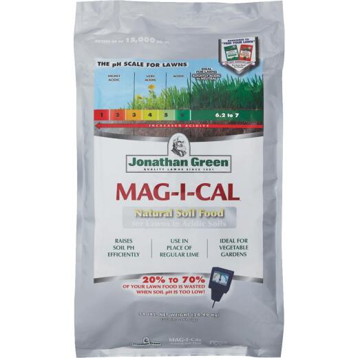 Jonathan Green Mag-i-Cal 54 Lb. 15,000 Sq. Ft. 35% Calcium Lawn Fertilizer